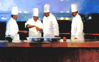 The Art Of A Peel- Signed By The Artist – CanvasGiclee – Limited Edition – 100S/N – 15x24