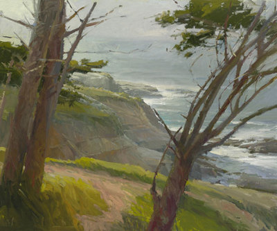 La Jolla Light- Signed By The Artist – CanvasGiclee  – Limited Edition  – 50S/N  –  40x48