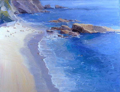 Woods Cove- Signed By The Artist – CanvasGiclee  – Limited Edition  – 75S/N  –  23x30