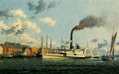 Morning On The Potomac (Remarqued)- Signed By The Artist – PaperLithograph – Limited Edition – 75A/P – 12x19