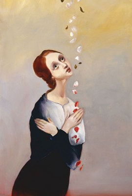 Atonement- Signed By The Artist – CanvasGiclee  – Limited Edition  – 125S/N  –  26x17