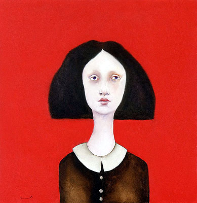 Dora- Signed By The Artist – CanvasGiclee  – Limited Edition  – 100S/N  –  15x16