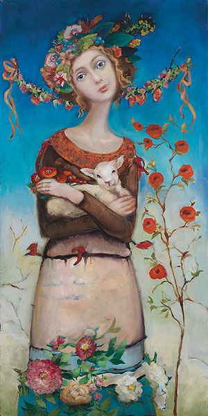 Comfort- Signed By The Artist – CanvasGiclee – Limited Edition – 75S/N – 24x12