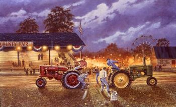 Bragging Rights- Signed By The Artist – CanvasLithograph – Limited Edition – S/N – 16 1/2x27