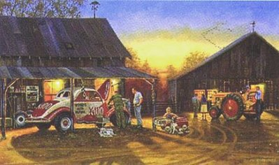 Saturday Night Special- Signed By The Artist – CanvasLithograph – Limited Edition – 195S/N – 16 1/2x27