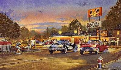 Sunset Strip- Signed By The Artist – CanvasLithograph – Limited Edition – 195S/N – 16 1/4x28