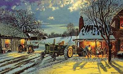 The Warmth Of Home- Signed By The Artist – CanvasLithograph – Limited Edition – 195S/N – 16x26
