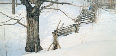 Window Into Ontario- Signed By The Artist – CanvasGiclee – Limited Edition – 99S/N – 36x72 –