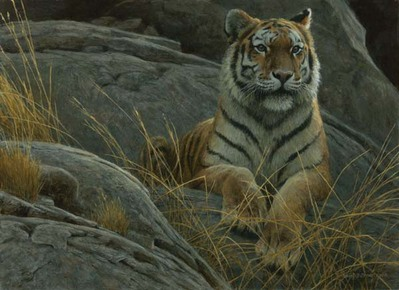 Monarch Of Asia- Signed By The Artist – CanvasGiclee – Limited Edition – 40A/P – 16x22