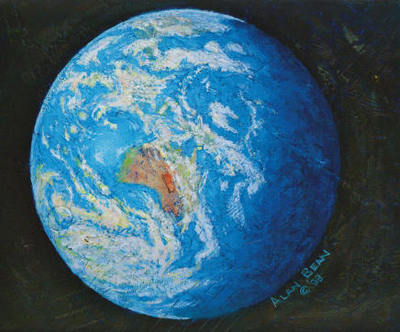 A Jewel In The Heavens- Signed By The Artist – CanvasGiclee  – Limited Edition  – 30A/P  –  12x14
