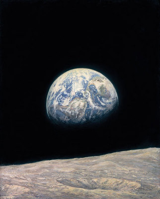 Mother Earth- Signed By The Artist – CanvasGiclee – Limited Edition – 125S/N – 12x10 –