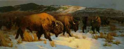 Feeding Through- Signed By The Artist – CanvasGiclee – Limited Edition – 75S/N – 16x40