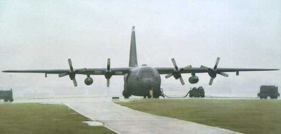 Pillar Of Hercules (C-130)- Signed By The Artist – PaperLithograph – Limited Edition – 950S/N – 17x30