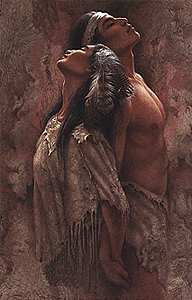 Eternal Soul Mates- Signed By The Artist – CanvasGiclee – Limited Edition – 300S/N – 40x27