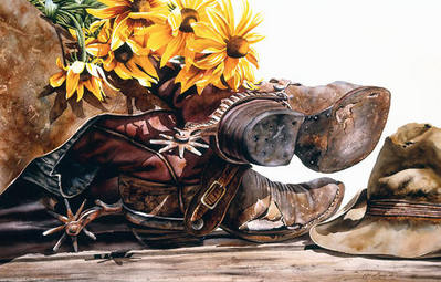 My Girl's Coming Home- Signed By The Artist – PaperGiclee  – Limited Edition  – 10A/P  –  28x44