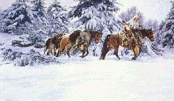When Trails Grow Cold – Prestige Edition- Signed By The Artist – PaperLithograph – Limited Edition – 290S/N – 20 1/2x34 1/2