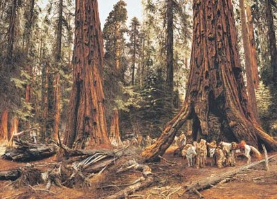 In The Land Of The Giants- Signed By The Artist – CanvasGiclee – Limited Edition – 18A/P – 38x52