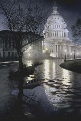 Liberty's Light- Signed By The Artist – CanvasLithograph – Limited Edition – 295S/N – 30x20 –