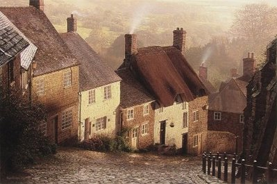 Blackmore Vale- Signed By The Artist – CanvasGiclee  – Limited Edition  – 35S/N  –  30x45
