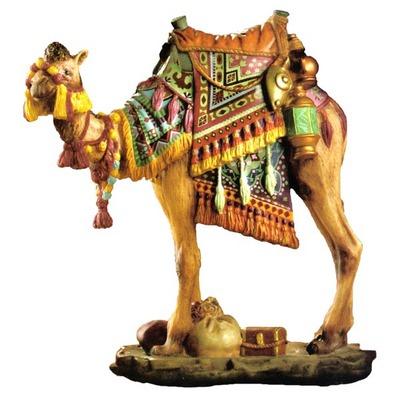 Darius The Camel- SculpturePorcelain – 3-Dimensional – Limited – 7″ High –