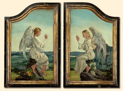 Enoch Altarpiece- Signed By The Artist – CanvasGiclee – Limited Edition – 250S/N – 24x14 1/2