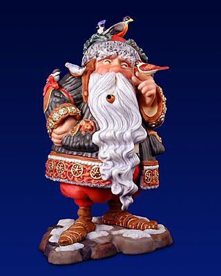 Santa's Other Helpers – Sculpture- SculpturePorcelain – 3-Dimensional – 2500Limited – 51/2″ High