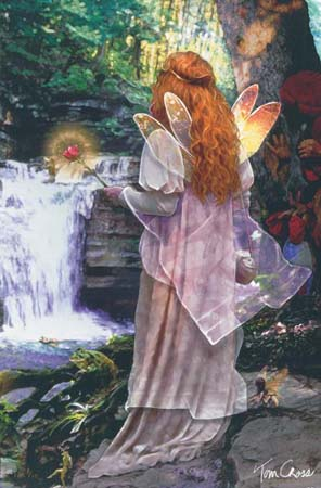 Enchanted- Signed By The Artist								 – Canvas Giclee – Limited Edition – 180 S/N – 24 x 16