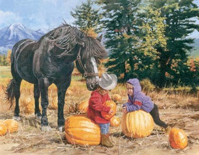 There Goes Your Hat!- Signed By The Artist – CanvasGiclee – Limited Edition – 180S/N – 16x20