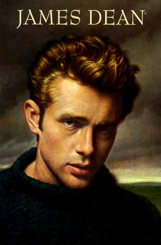 James Dean- Signed By The Artist – PaperLithograph – Limited Edition – 450S/N – 18 1/4x13 1/4