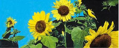 Summer Gold- Signed By The Artist – CanvasGiclee – Limited Edition – 195S/N – 9x22