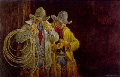 5 A.m.- Signed By The Artist – CanvasGiclee  – Limited Edition  – 180S/N  –  23x36