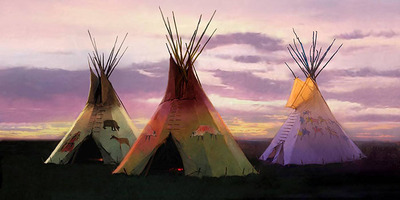 Triage- Signed By The Artist – CanvasGiclee – Limited Edition – 5A/P – 37x74 –
