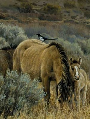 Pryor Morning- Signed By The Artist – PaperLithograph – Limited Edition – 1200S/N – 12x9 –