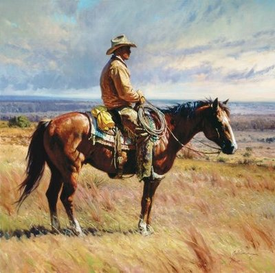 An American Icon- Signed By The Artist – CanvasGiclee – Limited Edition – 95S/N – 20x20