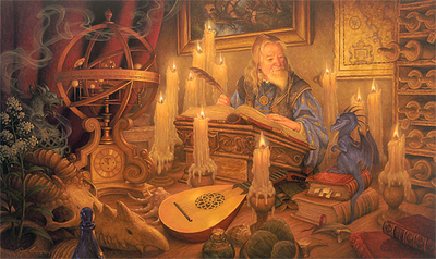 The Dragon's Tale- Signed By The Artist								 – Canvas Giclee – Limited Edition – 75 S/N – 18 x 30