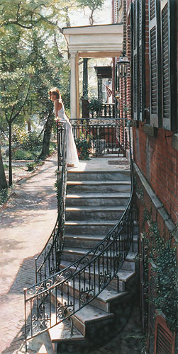 A New Beginning- Signed By The Artist – CanvasGiclee – Limited Edition – 100S/N – 40x20