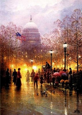 The American Dream- Signed By The Artist – PaperLithograph – Limited Edition – 4500S/N – 26 1/2x20