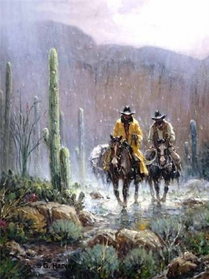 Gift Of Rain- Signed By The Artist – CanvasLithograph – Limited Edition – 1500S/N – 12x9