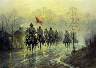 Jeb Stuart's Return- Signed By The Artist – PaperLithograph – Limited Edition – 1800S/N – 20x28