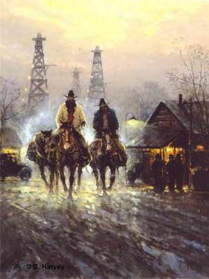 Lights Of A New Era- Signed By The Artist – CanvasLithograph – Limited Edition – 1500S/N – 12x9
