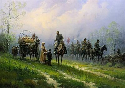 Siege Of The South- Signed By The Artist – PaperLithograph – Limited Edition – 12500S/N – 19 1/2x27