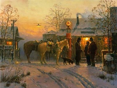 The Warmth Of Friendship- Signed By The Artist – PaperLithograph – Limited Edition – 1500S/N – 22x27 1/2