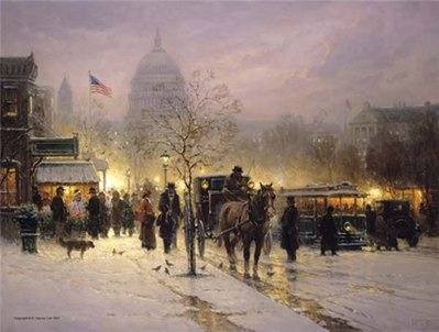 We The People- Signed By The Artist – CanvasLithograph – Limited Edition – 350S/N – 22x29