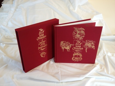 A Journey Of The Imagination – Collector's Edition – Signed- Signed By The Artist								 – Book Hardcover – Limited Edition – Signed – 10 x 10