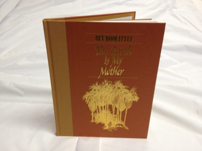 The Earth Is My Mother – Collector's Edition – Book- Signed By The Artist								 – Book Hardcover – Limited Edition – Signed – 12 x 9