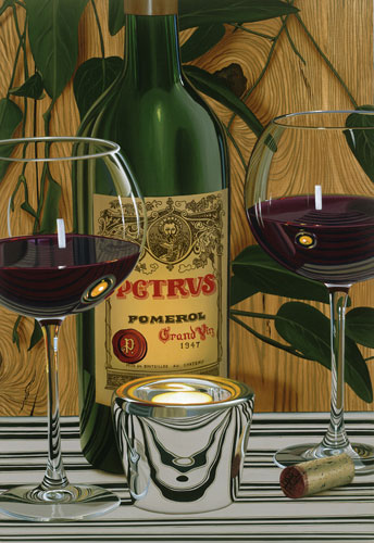 Petrus 47- Signed By The Artist – CanvasGiclee – Limited Edition – 30P/P – 38x26