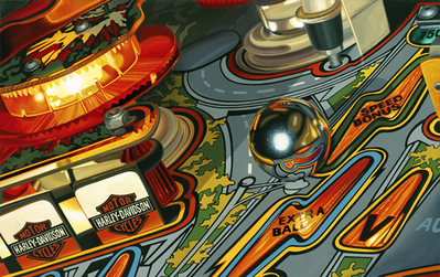 Pinball Wizard- Signed By The Artist – CanvasGiclee – Limited Edition – 100P/P – 21x33