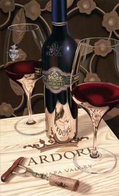 Ardore- Signed By The Artist – CanvasGiclee – Limited Edition – 40S/N – 32x19