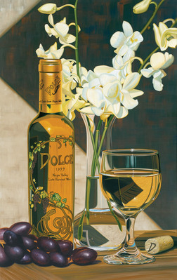 Dolce- Signed By The Artist								 – Canvas Giclee – Limited Edition – 30 P/P – 38 x 24