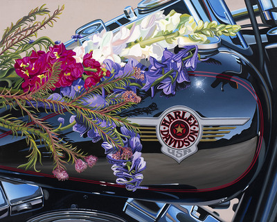 Heidi's Bouquet- Signed By The Artist – CanvasGiclee – Limited Edition – 50S/N – 16x20